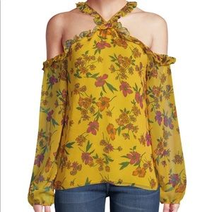 Tops - Scripted Blouse
